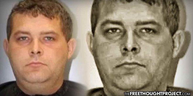 Cop Busted by His Own Dept. Trying to Have Sex With a Child While On Duty