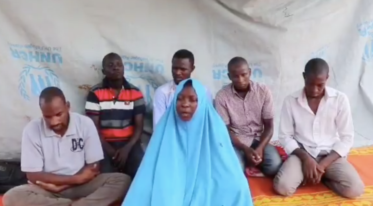 Photo of WATCH Muslim terrorists release video of 6 kidnapped Christian aid workers begging for lives