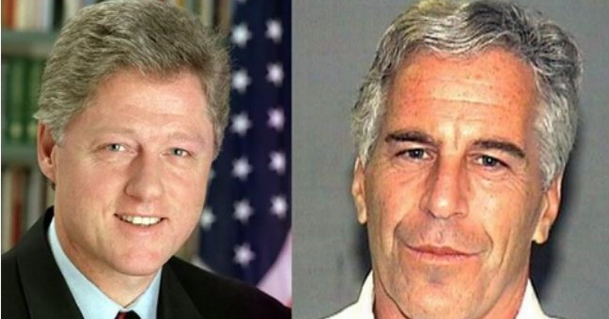 Photo of Trump Wants Investigation into Any Possible CLINTON LINKS to Epstein's Death