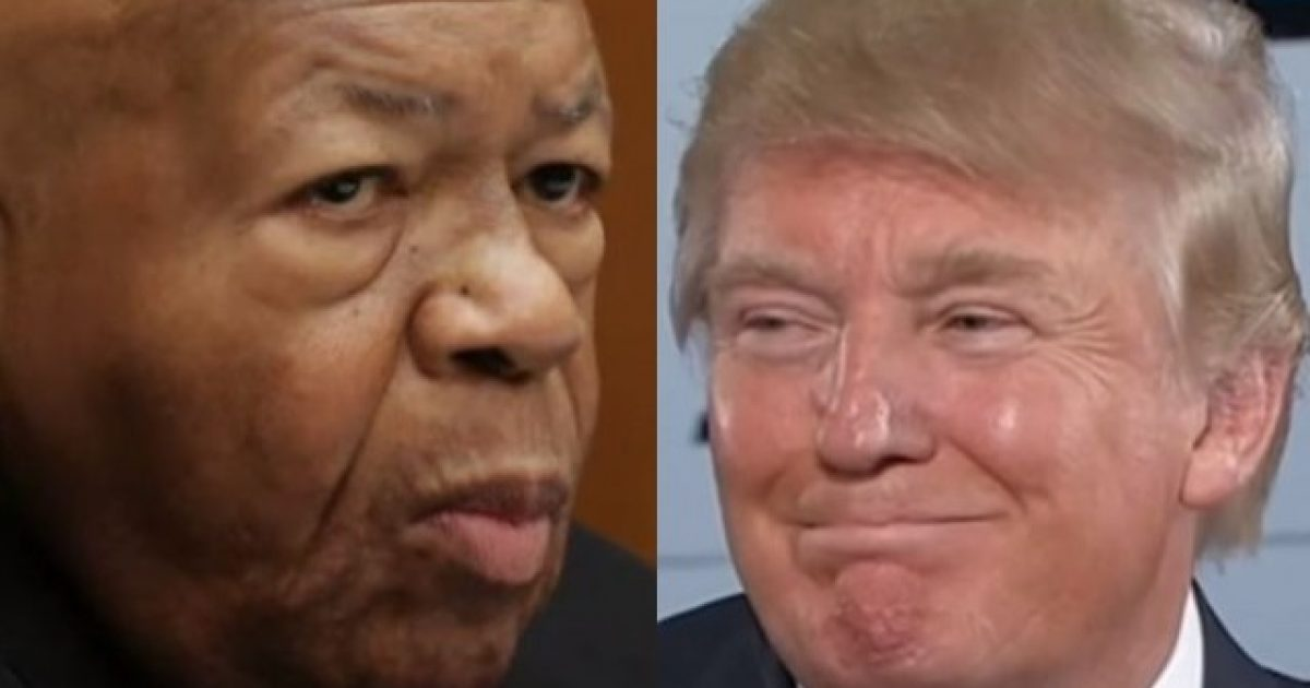 Photo of Hilarious Revelation: Trump Went After Cummings After a Black NFL Player Asked Him To