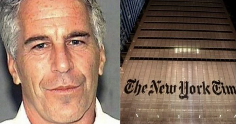 """NY Times Reporter Claims Last August Epstein Told Him He Had """"Damaging Information On Rich, Famous And Powerful People"""""""
