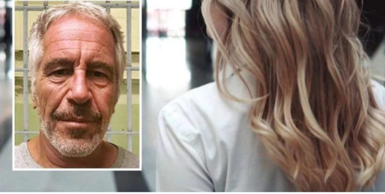 Epstein Spent Hours Locked in Private Room With Young Female Visitor Before His Death