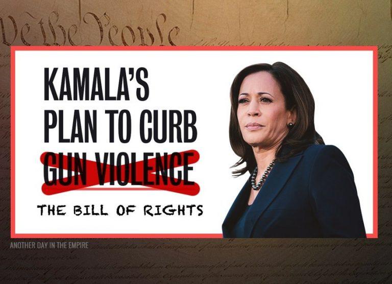 Kamala Wants Your Guns