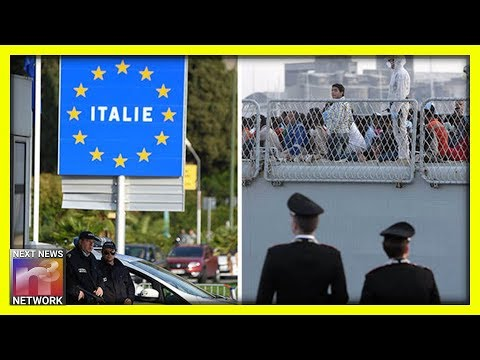 Photo of Italy Is DOOMED! One Look At This Boat PACKED Full of Migrants Will Make Italians SICK