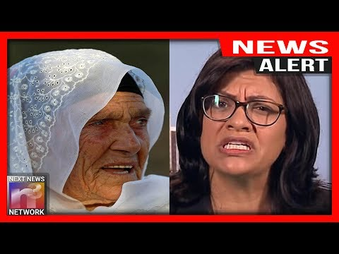 Photo of Rashida Tlaib LOSES IT! Breaks Down Over HER OWN Decision To Not See Her Evil Grandmother