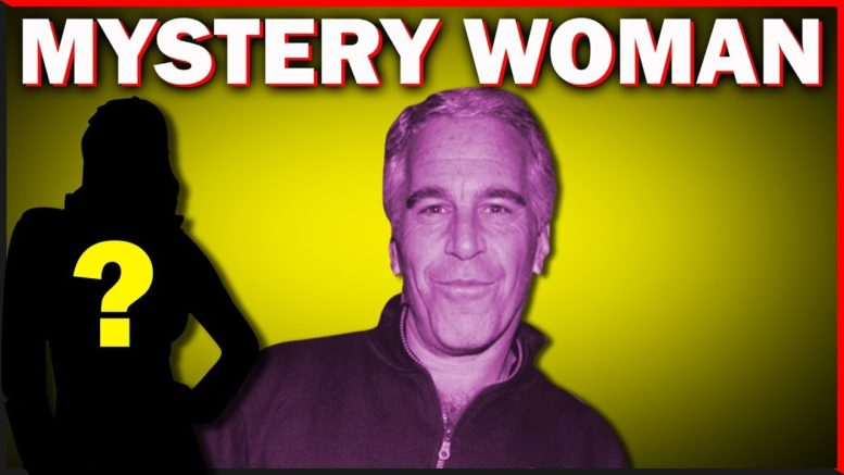 Photo of Epstein Was Visited By A Mystery Woman Just Before His Death