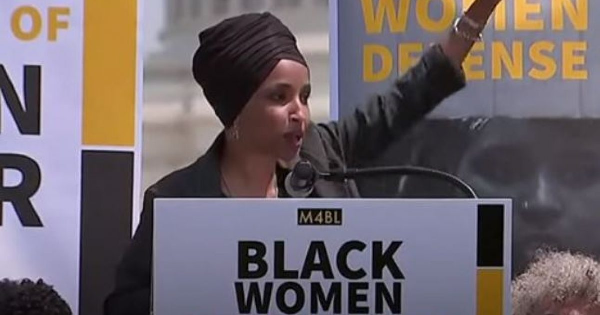 Photo of Ilhan Omar's Extended Criminal Record Exposed