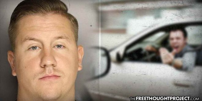 Photo of Pittsburgh, PA: Cop Fired and Charged for Pulling Gun During Road Rage, Given Job Back, Plus Back Pay