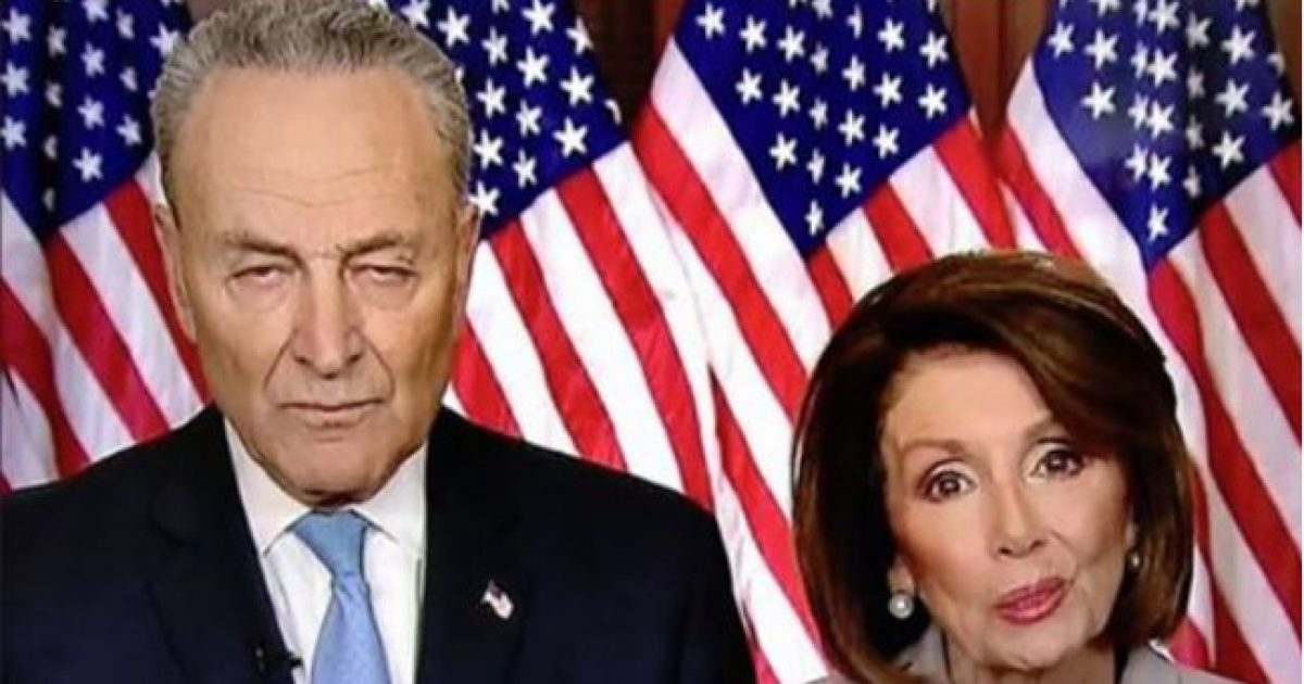Photo of Evil: Pelosi and Schumer Block Coronavirus Funds