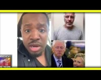 SICK LIBS Send Death Threats to Man After Trump Retweets Video About Clinton's & Epstein's Death