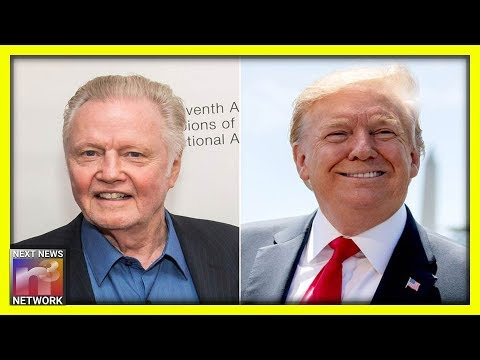 Photo of Hollywood HORRIFIED After What Jon Voight Just Said About Supporting Trump