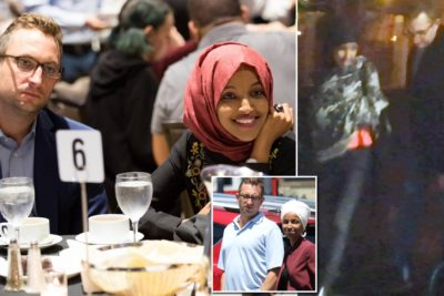 Photo of Adulterous Ilhan Omar To Congressional Black Caucus Crowd: God 'Expects' You To Vote A Certain Way