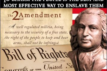 Photo of The Father Of The Bill Of Rights Warned: The Best Way To Enslave The People Is To Disarm Them!