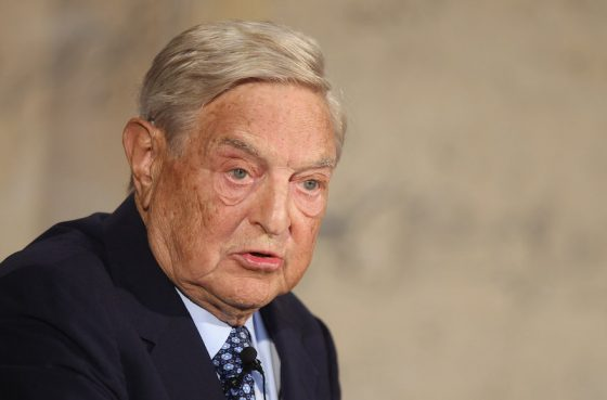 GEORGE SOROS is Lobbying Lawmakers to Take Your Guns