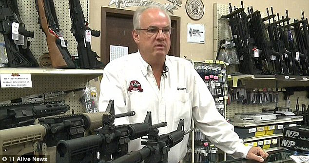Photo of News Flash: Gun dealers trip up plans of Ft. Worth MASS SHOOTER