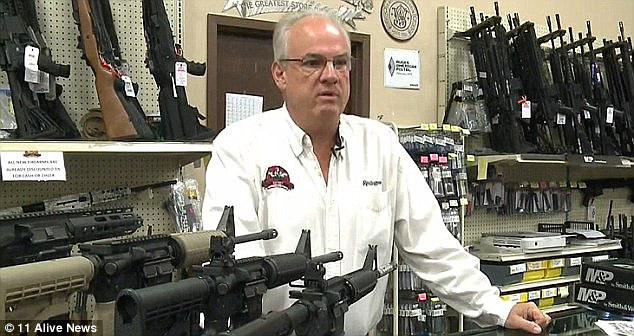 News Flash: Gun dealers trip up plans of Ft. Worth MASS SHOOTER