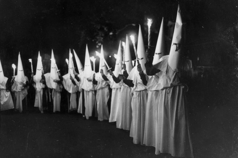REAL HISTORY: The NRA supported black Americans in their fight against the KKK, the racist, militant wing of the Democrat party