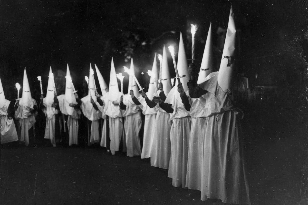 Photo of REAL HISTORY: The NRA supported black Americans in their fight against the KKK, the racist, militant wing of the Democrat party