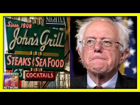 Photo of Bernie Sanders' Wife Apologizes To Restaurant Staff After What He Did To EVERYONE There! VOTES LOST!