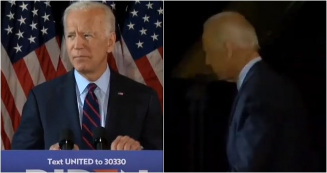 Photo of Biden Refuses to Answer, Walks Away From Questions About Ukraine