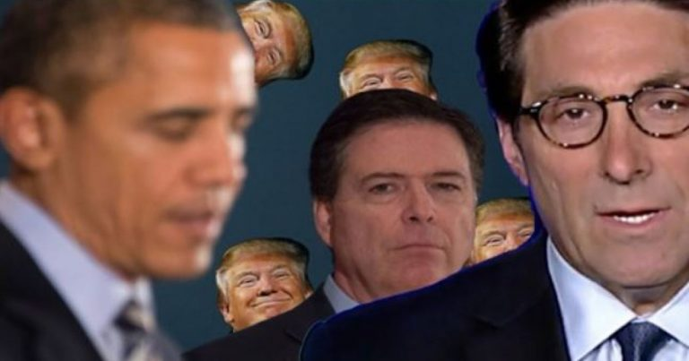 Trump's Attorney: We Have The Documents Proving Comey Ran A Covert Operation Placing Spies In The White House