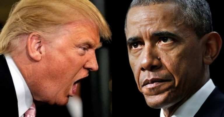 """Judicial Watch: 90 Page Heavily Redacted Report Reveals Obama Tried to Destroy Trump's Presidency with """"Last Minute Efforts"""""""