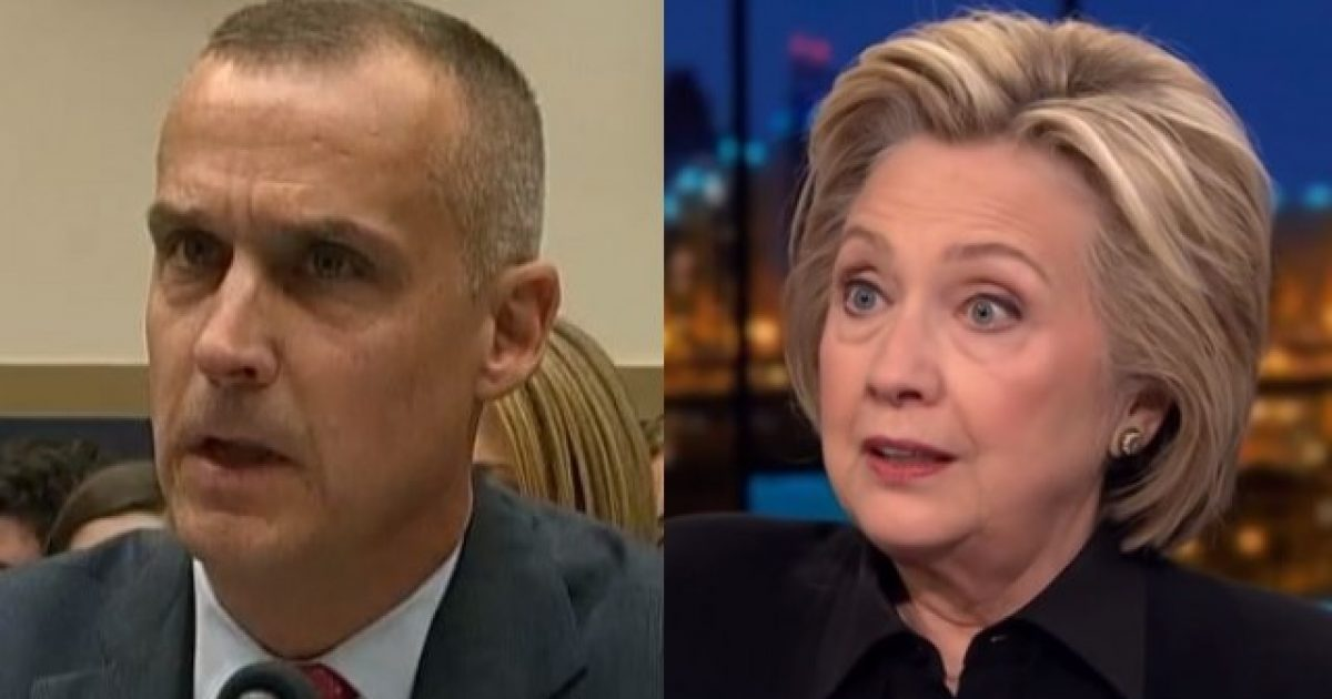 Photo of Room Explodes as Lewandowski Brings Up Hillary's Deleted Emails During Impeachment Hearing