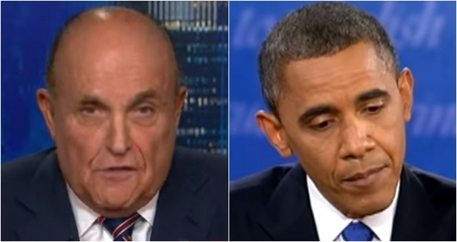 "Democrats Panic as Rudy Giuliani Previews His ""Doomsday"" Files: $5.3 Billion in US Aid During Obama Crime Spree"