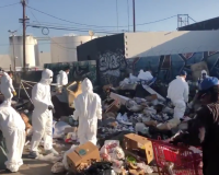 Conservatives Clean Up 50 TONS of Garbage in Los Angeles — Media Silent