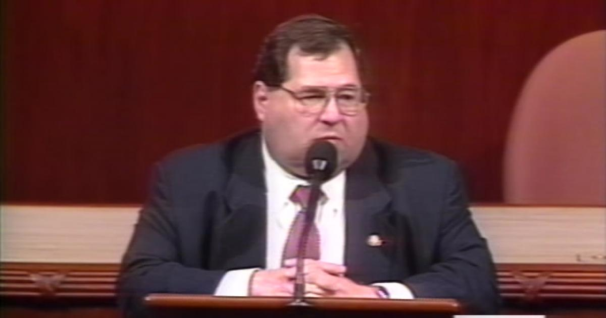 Photo of From 1998: Watch What Jerrold Nadler Said About Impeachment When Bill Clinton Was the Target…