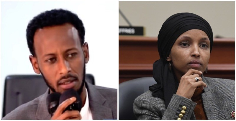 Photo of Omar's Soon to be Ex-Husband: She Married Her Brother, Threatened Me & Asked Me To Lie