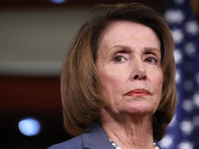 Photo of Pelosi's surrender to the lunatic impeachment fringe of the Democrat party may push America to civil war