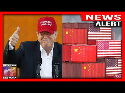 Photo of ALERT: Trump Makes HUGE Announcement Seconds Before Boarding Marine One – Bad News For China!