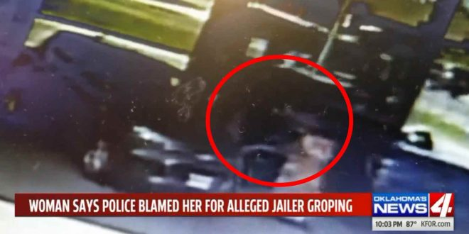 Police Tell Victim She Deserved It After Officer Caught on Video Publicly Groping Her