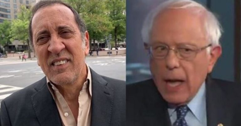 Politician Dares Bernie to Come to Venezuela 'Without Bodyguards'
