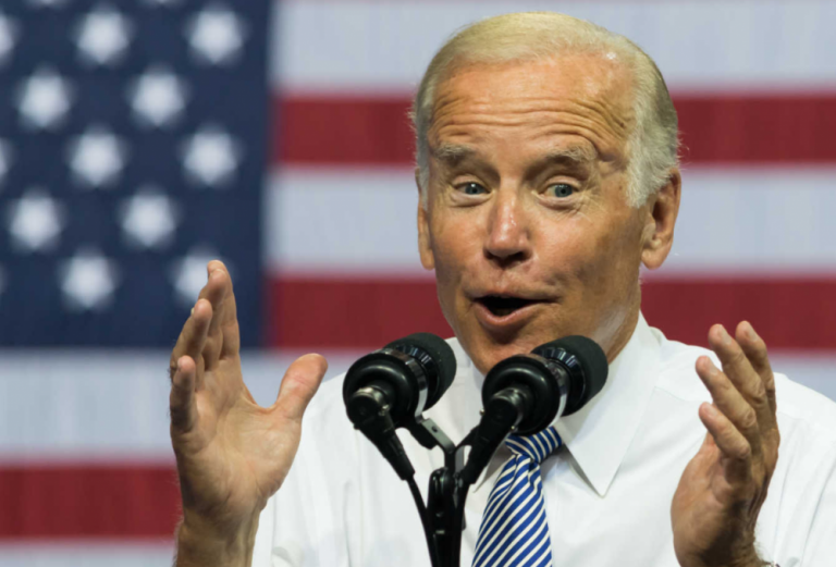 Biden wants to halt the manufacture of 'assault' rifles and to create a National Firearms Registry