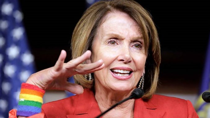 Louisiana Congressman Introduces Resolution to Expel Nancy Pelosi From House