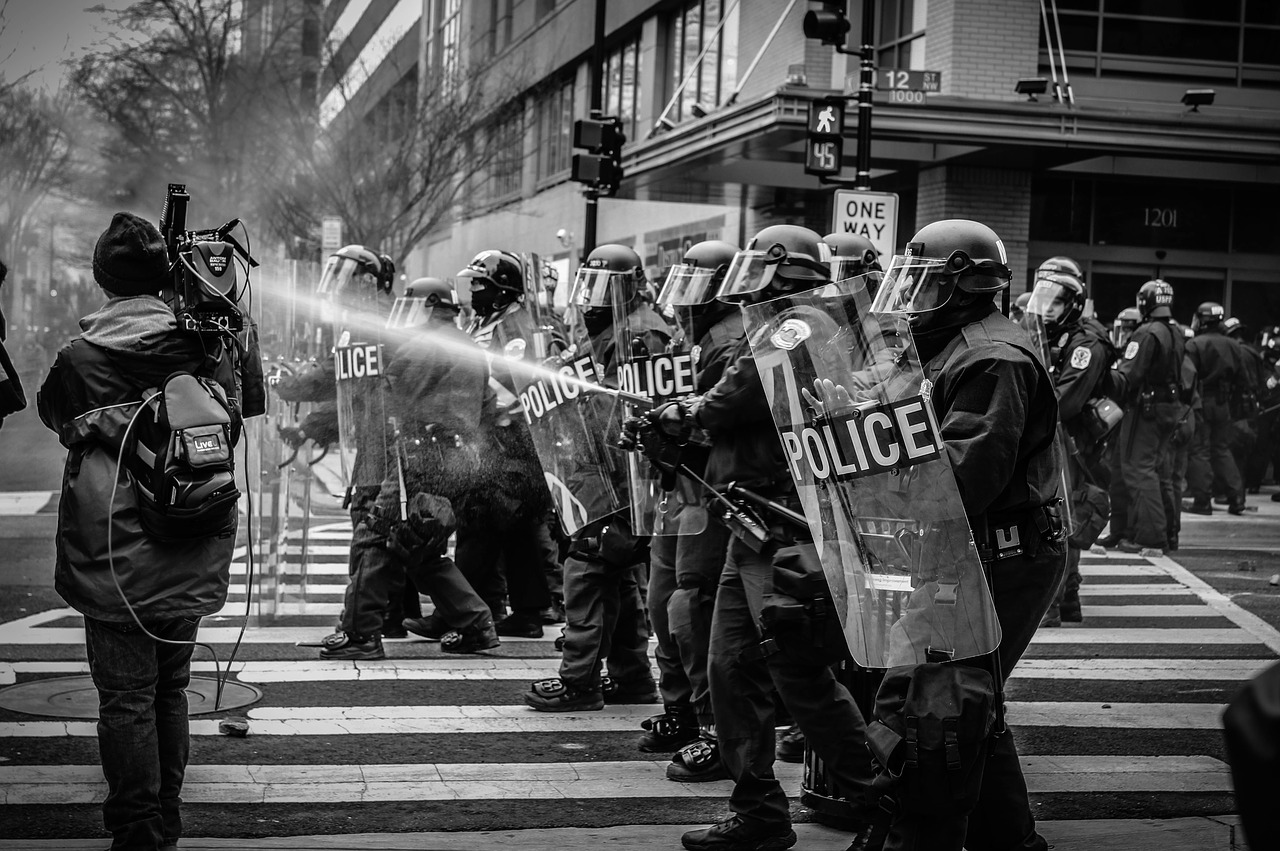Photo of Civil Unrest Is Erupting All Over The World, But Just Wait Until The United States Joins The Party…