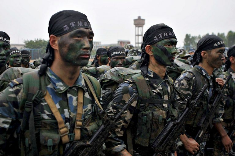 Communist China just doubled its number of military troops… is an invasion of America the next chapter in global domination?