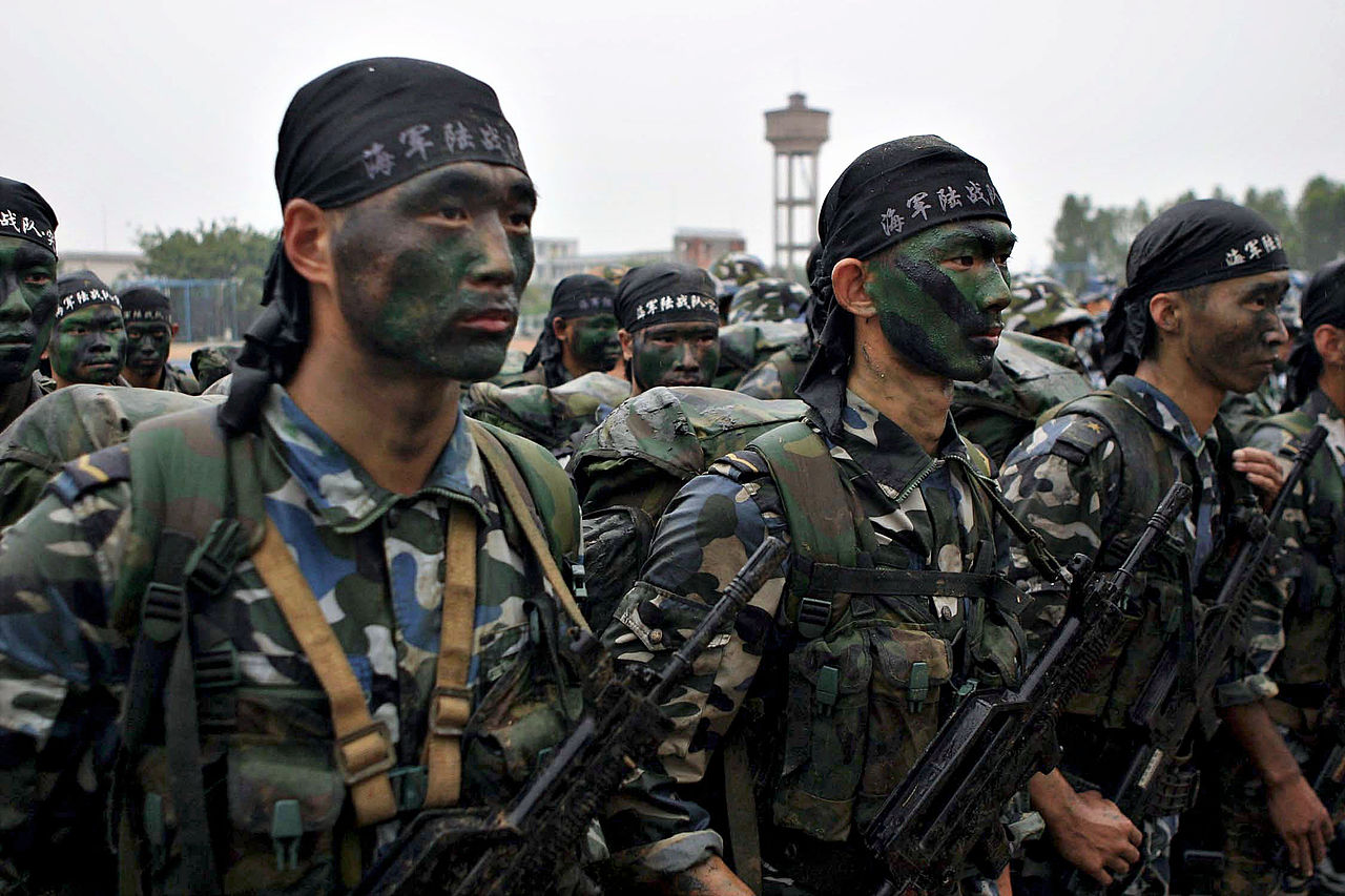 Photo of Communist China just doubled its number of military troops… is an invasion of America the next chapter in global domination?