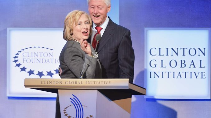 Photo of Bombshell: UKRAINIANS Donated More Than ANY Other National Group to THE CLINTON FOUNDATION