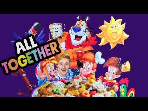 """Photo of """"All Together"""" — Kellogg's is Introducing Cereal Exclusively for LGBTQ Community"""