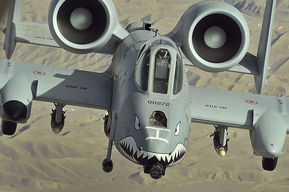 Photo of The Resurrection of the A-10 Warthog