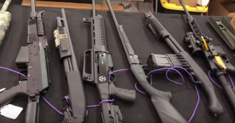 Virginia Police Chief Wants To Ban ALL Guns