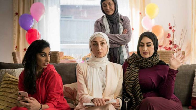 "Photo of More Social Engineering Disguised as Entertainment: World's First Hijabi Comedy Series – ""Halal Gurls"""