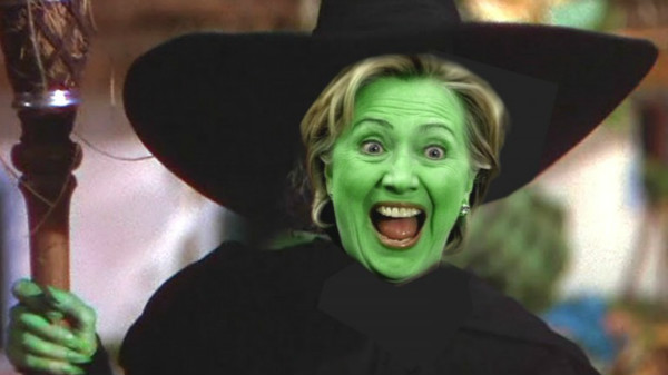 Photo of Hillary to enter the race on Oct 31
