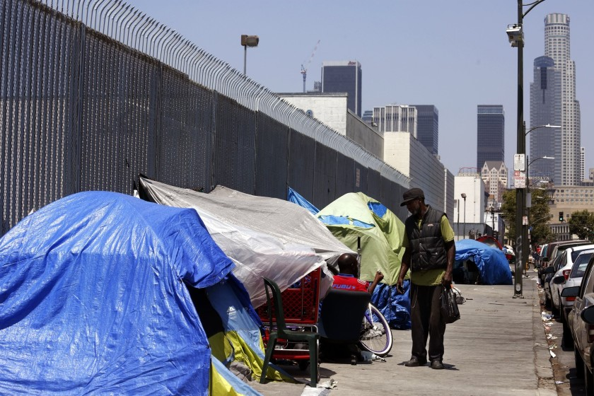 "Photo of After 1.2 Billion in Taxpayer Funding, Los Angeles ""Homes for the Homeless"" Project is in BIG Trouble"