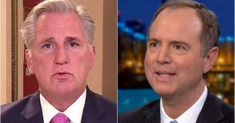 Vote To Censure Adam Schiff Will Take Place Monday