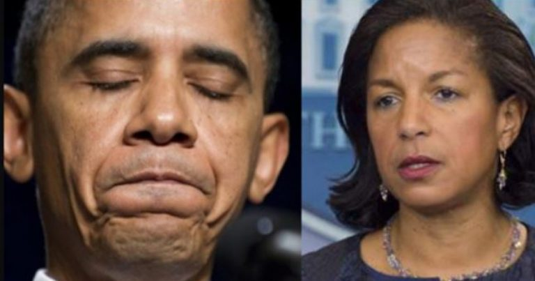 Susan Rice, Obama's National Security Adviser, Looking at Perjury Charges