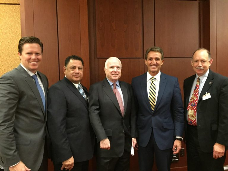Flake and McCain Connected to Arizona Adoption Attorney Arrested for Human Trafficking
